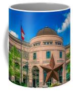 Bullock Texas State History Museum Coffee Mug