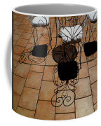 Chairs And Shadows Coffee Mug