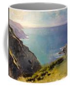 Cornish Headlands  Coffee Mug