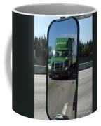 Green Freightliner Publix Coffee Mug