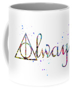 Deathly Hallows Always Coffee Mug