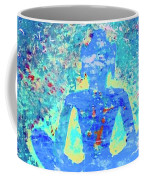 Enlightenment Blue Coffee Mug