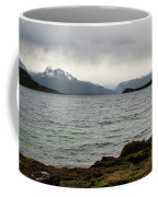 Ensenada Bay, Tierra Del Fuego National Park, Ushuaia, Argentina Coffee Mug