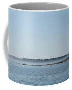 Fog Over Southern Maine Coffee Mug