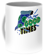 Good Old Times Pizza Fries Born In The 90s Husband Wife Coffee Mug