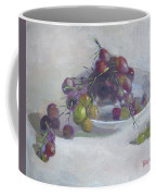Greek Grapes Coffee Mug