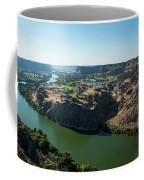 Green Snake River Coffee Mug