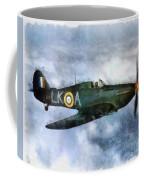 Hawker Hurricane, Wwii Coffee Mug