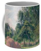 Haystacks, Morning, Eragny, 1899 Coffee Mug
