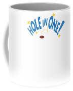Hole In One Golfing Passion Grandad Parents For Everyone Coffee Mug