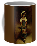 Italian Woman Coffee Mug