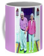 Jane And Sherwood Coffee Mug