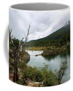 Laguna Verde, Tierra Del Fuego National Park, Ushuaia, Argentina Coffee Mug