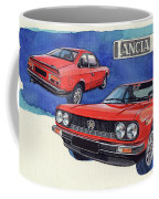 Lancia Beta 1300 Coffee Mug