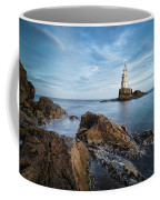 Lighthouse In Ahtopol, Bulgaria Coffee Mug