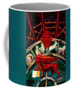 Lion Of St. Mark Coffee Mug
