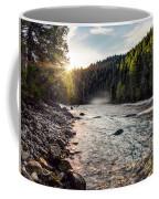 Lochsa Sunrise Coffee Mug