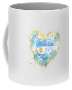 Love Argentina Coffee Mug