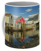 Low Tide At Blue Rocks  03 Coffee Mug
