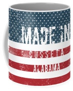 Made In Cusseta, Alabama Coffee Mug