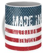 Made In Lebanon, Kentucky Coffee Mug