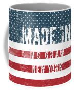 Made In Mc Graw, New York Coffee Mug