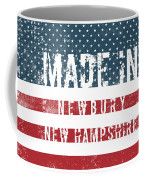 Made In Newbury, New Hampshire Coffee Mug