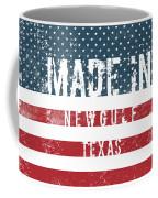Made In Newgulf, Texas Coffee Mug