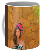 Mamin With Hat Coffee Mug