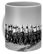 March At Airport Coffee Mug
