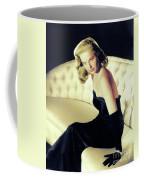 Martha Hyer, Vintage Actress Coffee Mug