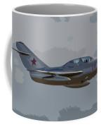 Mig 15-uti Coffee Mug
