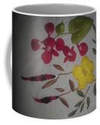 Moms Hand Embroidery Coffee Mug