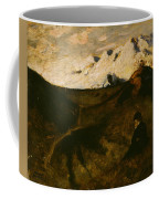 Mountains Near Innsbruck  Coffee Mug