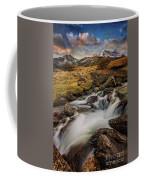 Mountains North Wales Coffee Mug