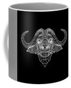 Night Buffalo Coffee Mug