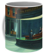Nighthawks, 1942  Coffee Mug