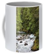 Ohanapecosh River Coffee Mug