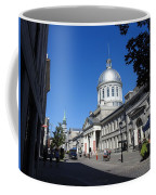 Old Montreal Market Coffee Mug
