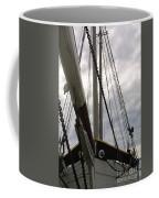 Old Viking Vessel Coffee Mug