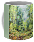 On The Edge Of The Marsh Coffee Mug