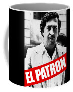 Pablo Escobar Coffee Mug