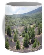 Photography Landscape Shot From The Etna National Park On Sicily Coffee Mug