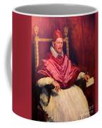 Pope Innocent X Coffee Mug