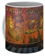 Railcar Abstract Coffee Mug