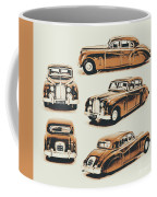 Retro Rides Coffee Mug