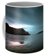 Rhossili Bay And Worms Head Coffee Mug