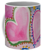 Seven Hearts Coffee Mug