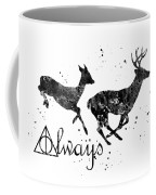 Stag Patronus Coffee Mug