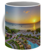 Sunset Over Aruba Coffee Mug by Scott McGuire